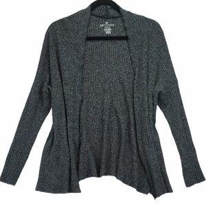AE medium soft & sexy grey knit cardigan